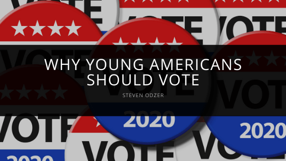 Steven Odzer - Why Young Americans Should Vote
