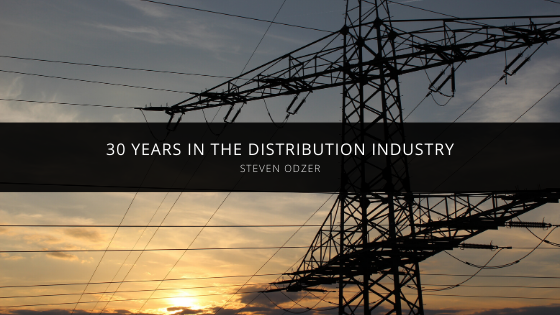 30 Years in the Distribution Industry: Steven Odzer Reflects on His Success
