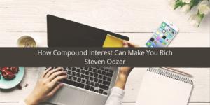 Steven Odzer Explains How Compound Interest Can Make You Rich